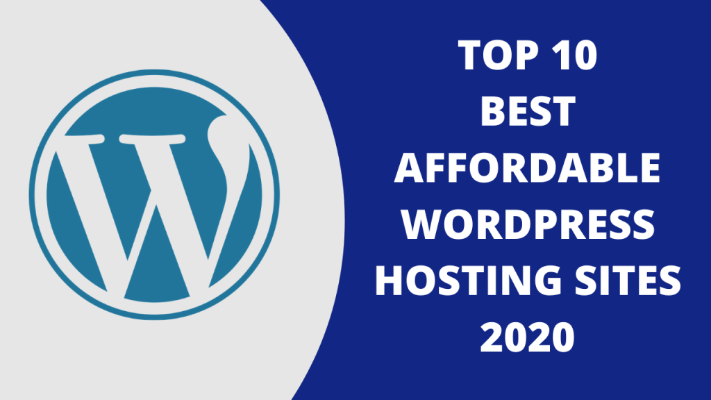 Best Affordable Hosting 2020